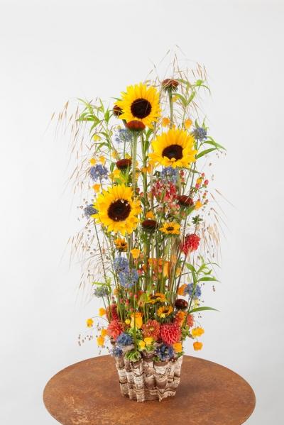 Bouquet de fleurs INTERFLORA